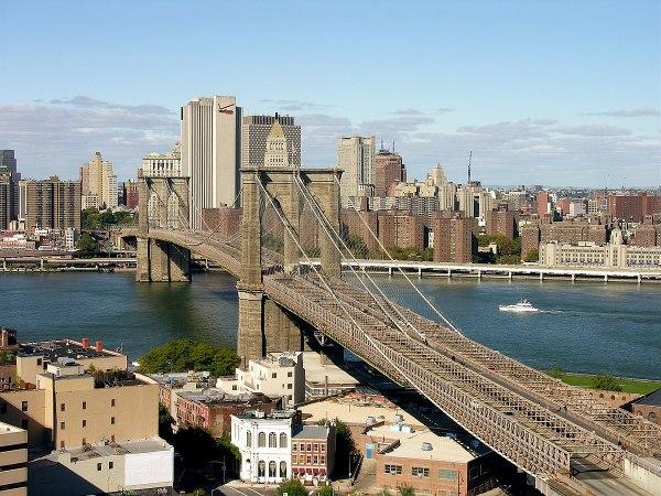 Brooklyn Bridge - Simple English Wikipedia Free Encyclopedia