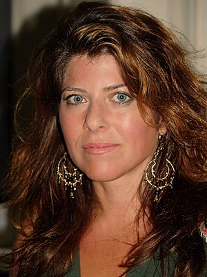 Naomi Wolf at the 2008 Brooklyn Book Festival ...