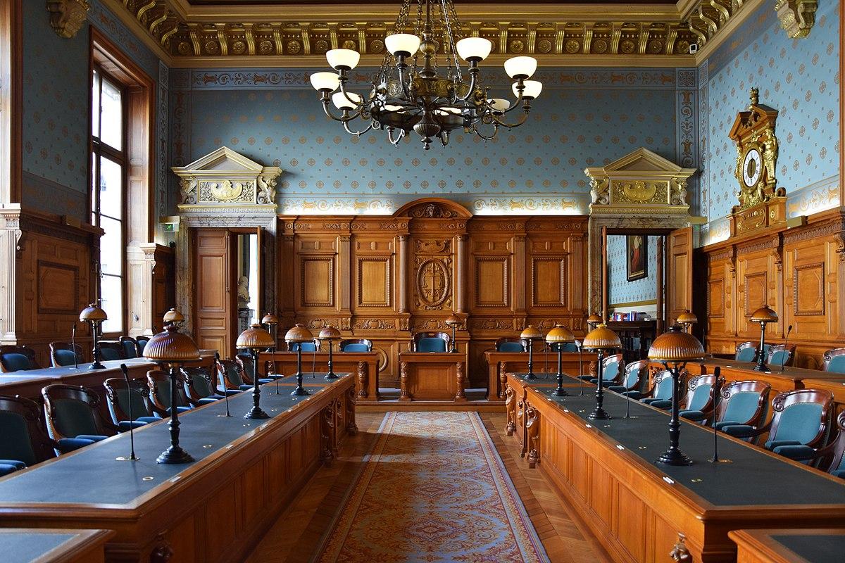 La Chambre Nationale Des Huissiers De Justice