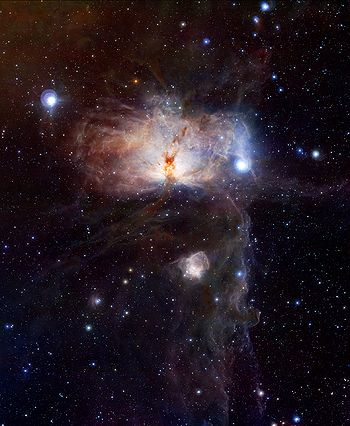 The spectacular star-forming region known as t...