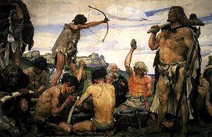 Stone Age. Detail 1
