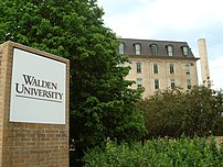 Walden University's headquarters in Minnea...