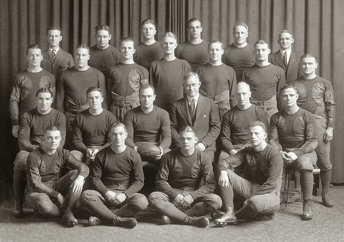 1921 Michigan Wolverines Football Team Wikipedia