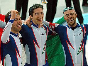Matteo Anesi, Enrico Fabris and Ippolito Sanfr...