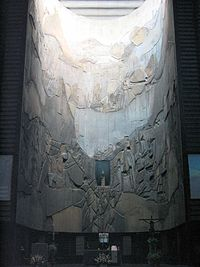 Santuario de Arnzazu  Wikipedia la enciclopedia libre