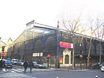 The Carreau du Temple