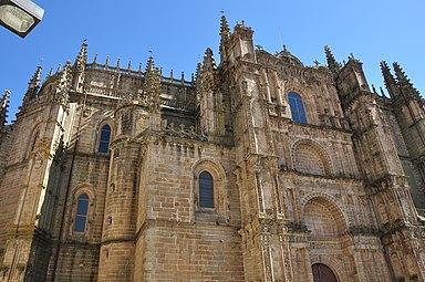 Catedral Nueva de Plasencia  Wikipedia la enciclopedia libre
