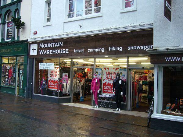 Mountain Warehouse - Wikipedia