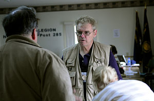 Parkersburg, IA, May 28, 2008 -- FEMA Communit...