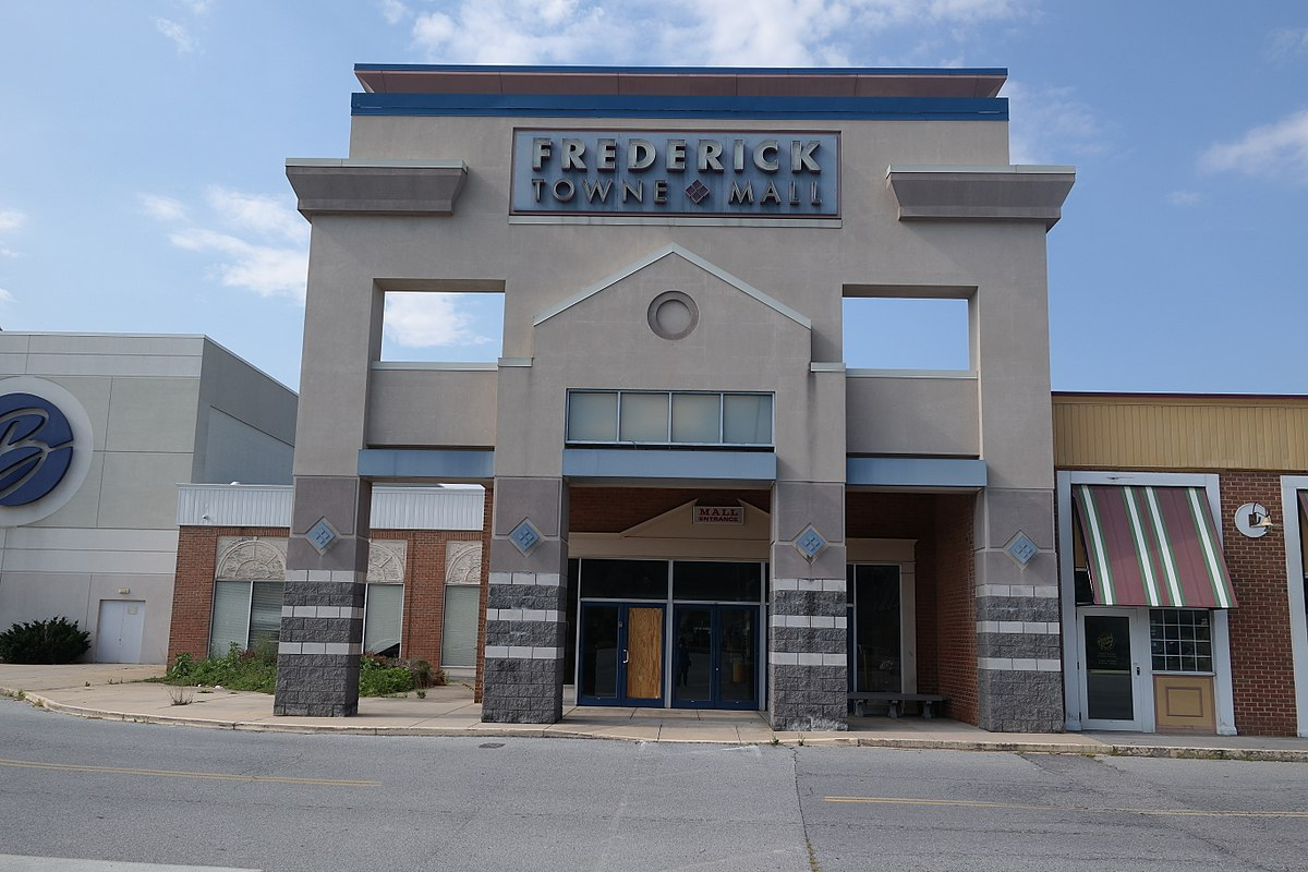 Frederick Towne Mall  Wikipedia