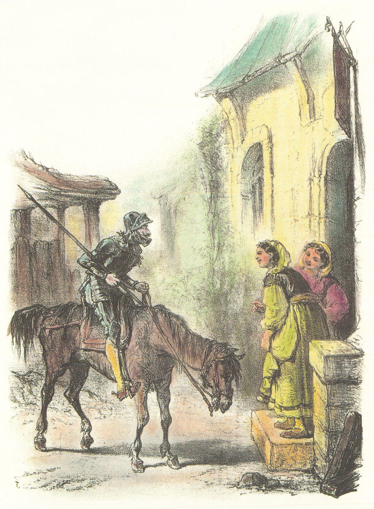 Don Quichotte/Le chevalier errant — Wikiversité