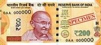 India, 200 INR, 2018, obverse.jpg