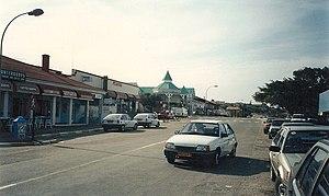 English: Jeffrey's Bay, Eastern Cape