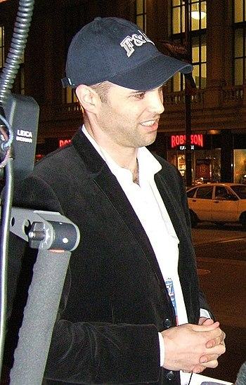 American journalist Matt Taibbi, reporter for ...
