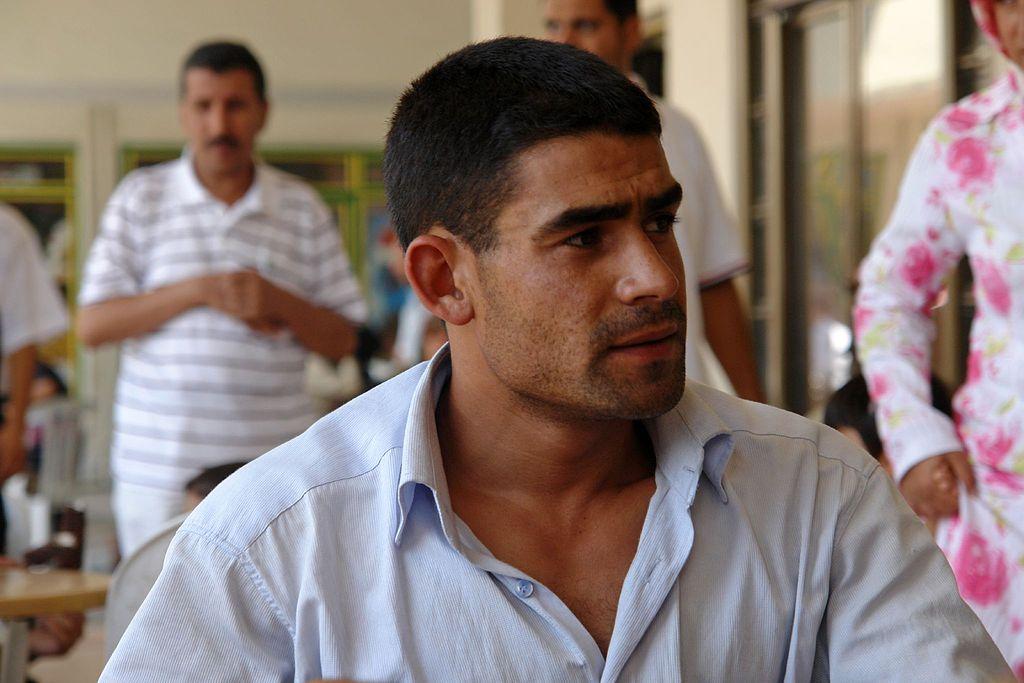 FileMen hangingout Damascus Syria  3jpg  Wikimedia