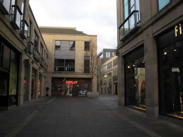 Edinburgh Shopping Mall