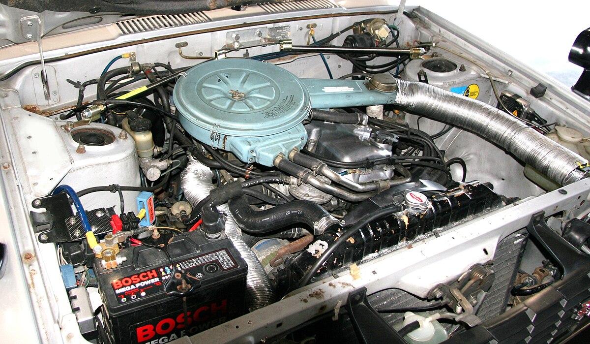 82 Toyota Pickup Wiring Diagram Nissan Z Engine Wikipedia