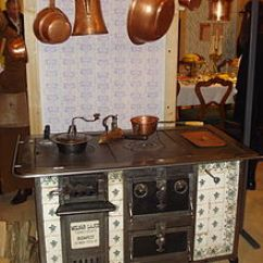 Stove Kitchen Sears Sinks Wikipedia A 19th Century Made In Budapest Exhibited The Međimurje County Museum Croatia During Night Of Museums 2015