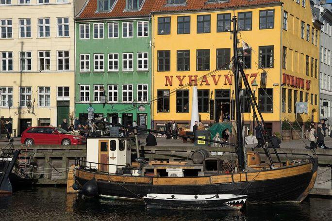 Nyhavn 17 Copenhagen Denmark