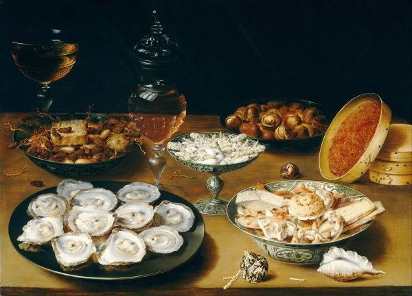 FileOsias Beert the Elder Dishes with Oysters Fruit