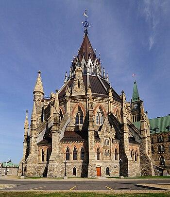 Ottawa: Library of Parliament Polski: Ottawa: ...