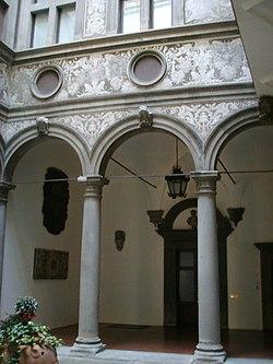 Palazzo BartoliniSalimbeni  Wikipdia