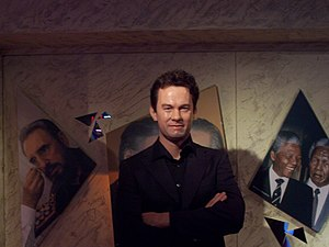 English: Actor Tom Hanks In Madame Tussaud Wax...