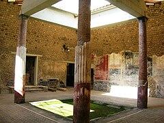 Maison Romaine Vikidia Lencyclopdie Des 8 13 Ans