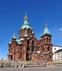 Uspenski Cathedral Helsinki - Wikipedia
