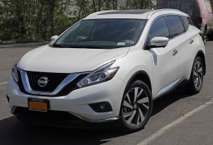 File:2015 Nissan Murano SV AWD, front leftjpg  Wikimedia