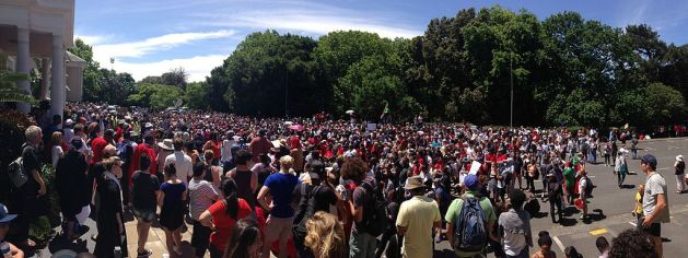 Fees Mus Fall Protests