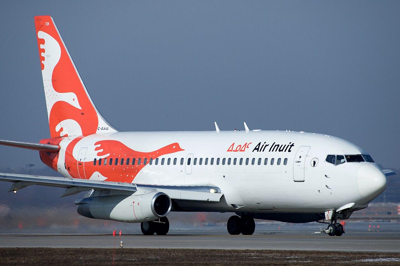 FileAir Inuit Boeing 737200A CGAIGjpg  Wikimedia