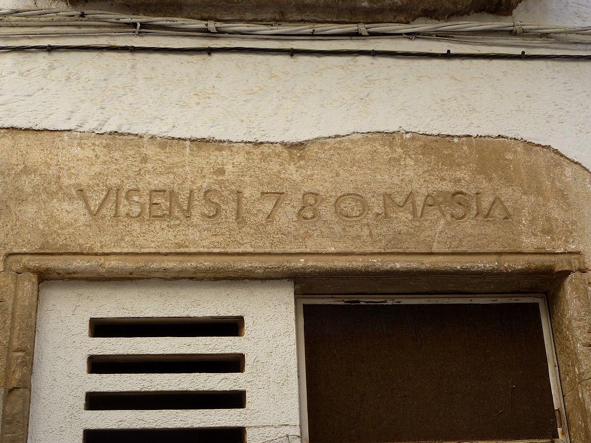 Casa Vicens Maci  Viquipdia lenciclopdia lliure