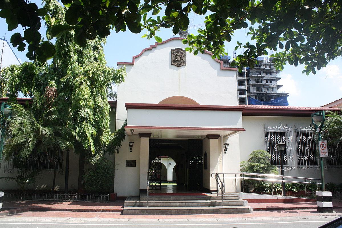 Casino Espaol de Manila  Wikipedia