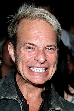 David Lee Roth attending a Fashion Show during Los Angeles Fashion Week at Smashbox Studios, Culver City, CA on March 11, 2008 - Photo by Glenn Francis of www.PacificProDigital.com