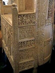 Throne of Maximian  Wikipedia