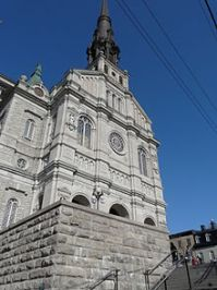 Saint-Jean-Baptiste Church (Quebec City) - Wikipedia