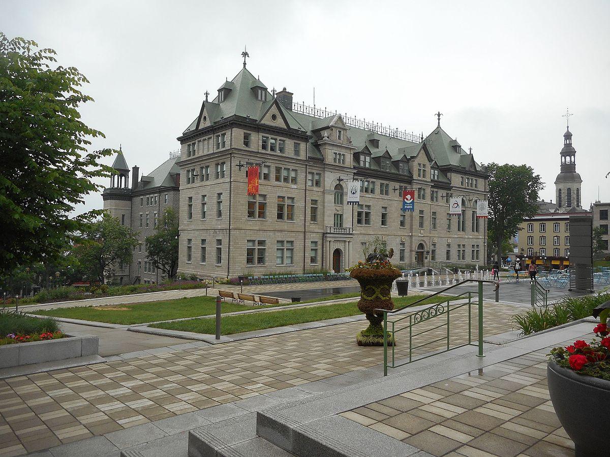 City Hall of Quebec City  Wikipedia