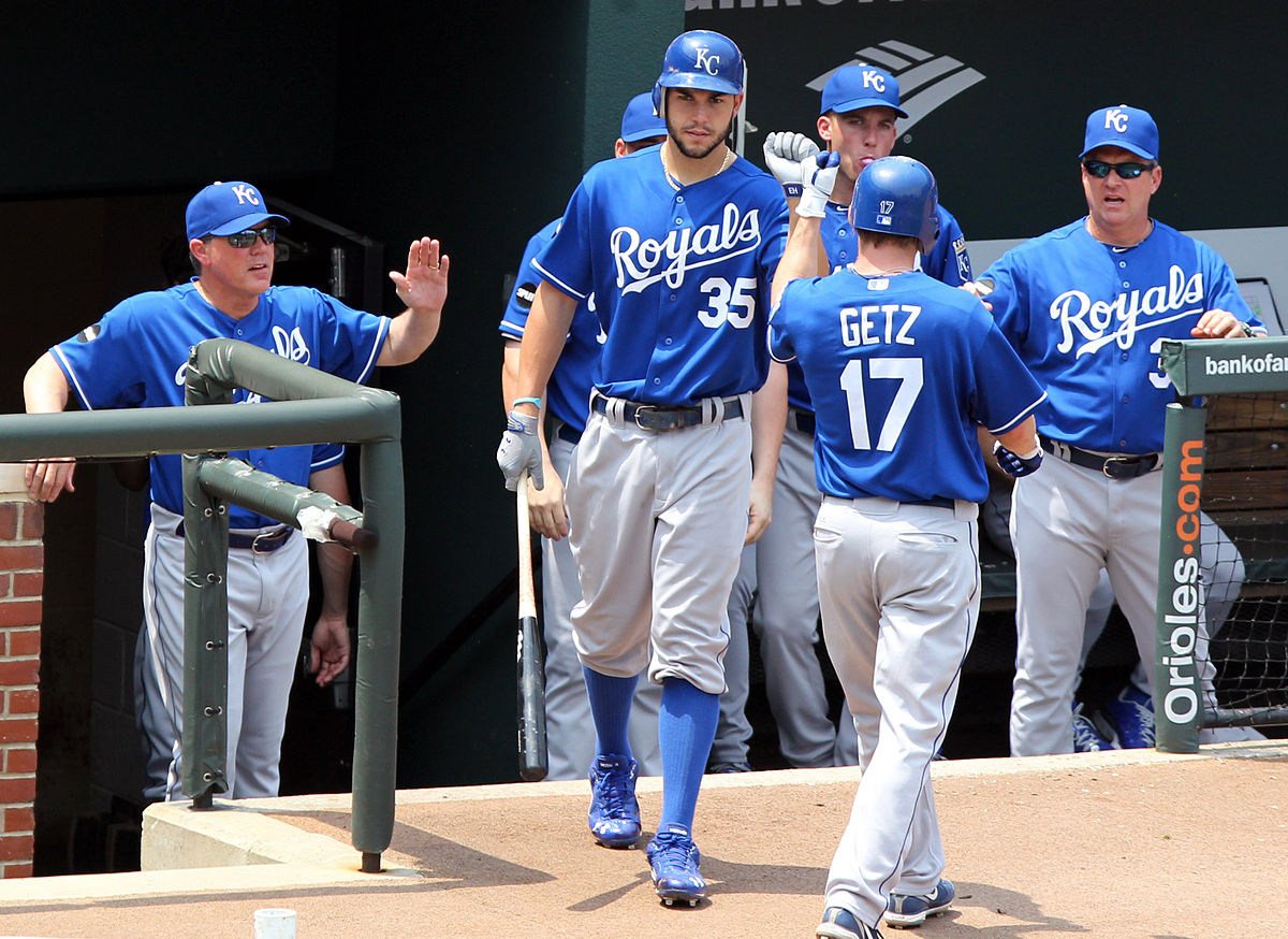 Saison 2013 Des Royals De Kansas City — Wikipédia
