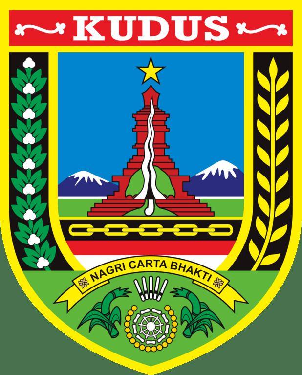 Logo Kabupaten Kudus - Provinsi Jawa Tengah - Logo Lambang