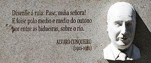 Galego: Lugo, Álvaro Cunqueiro