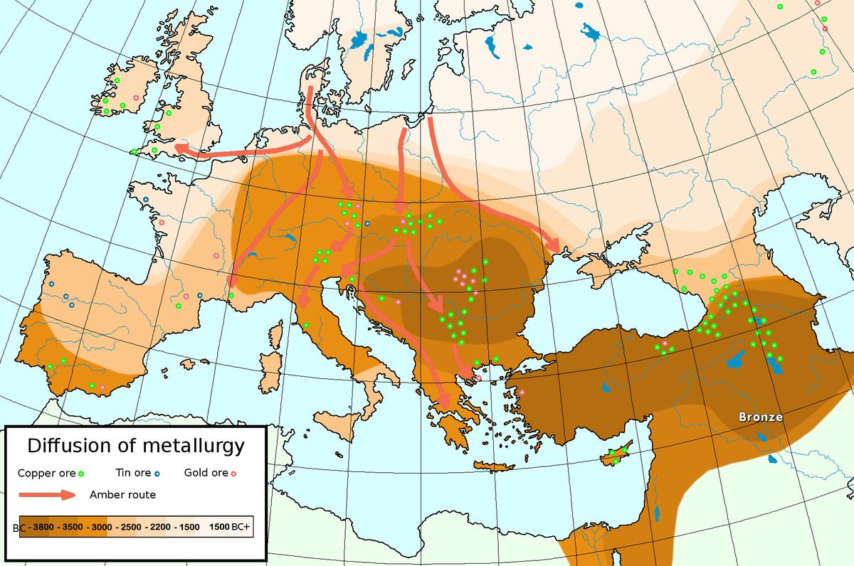 Bronze Age Wikipedia