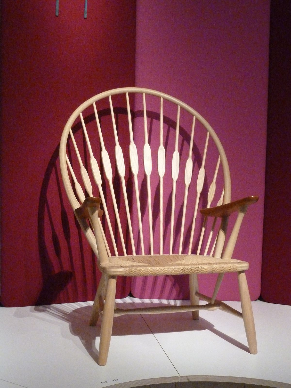 chair design museum zac swivel hans j wegner  wikipedia