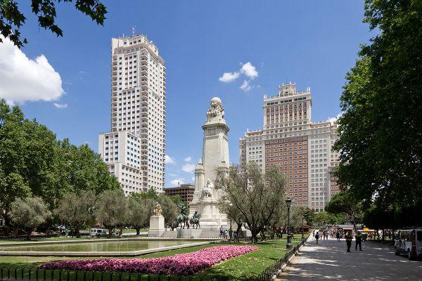 Plaza De Espa Madrid - Wikipedia