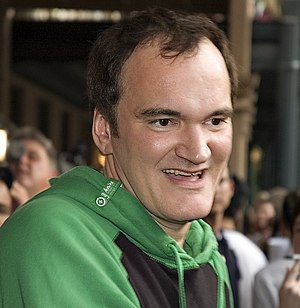 Director Quentin Tarantino at the premiere of ...