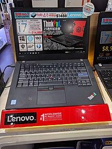 Driver Usb 3.0 Lenovo G40-45 : driver, lenovo, g40-45, ThinkPad, Wikipedia