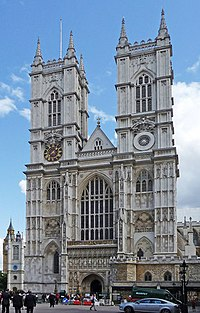 Categorywestminster Abbey Wikimedia Commons