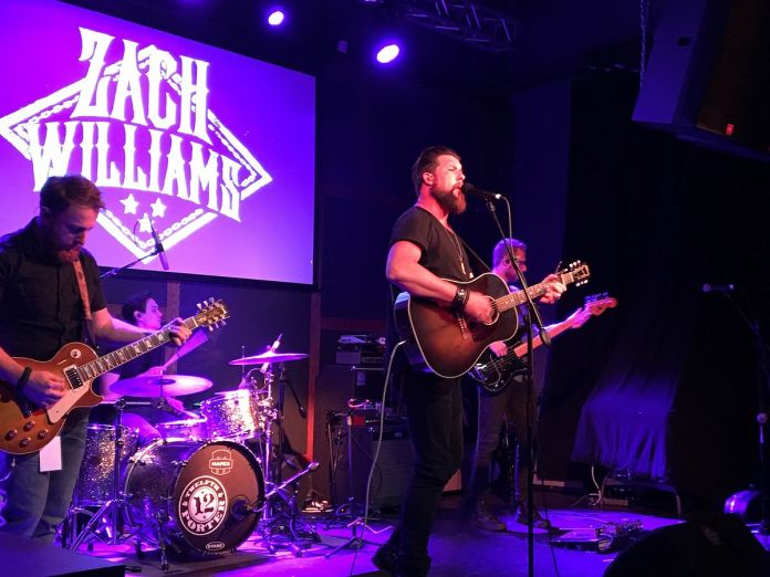 Image result for Zach Williams