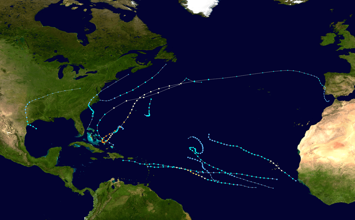 2015 Atlantic Hurricane Season  Wikipedia