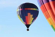 hot air balloon # 66